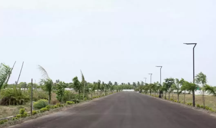 Residential Gated Community Plots for Sale